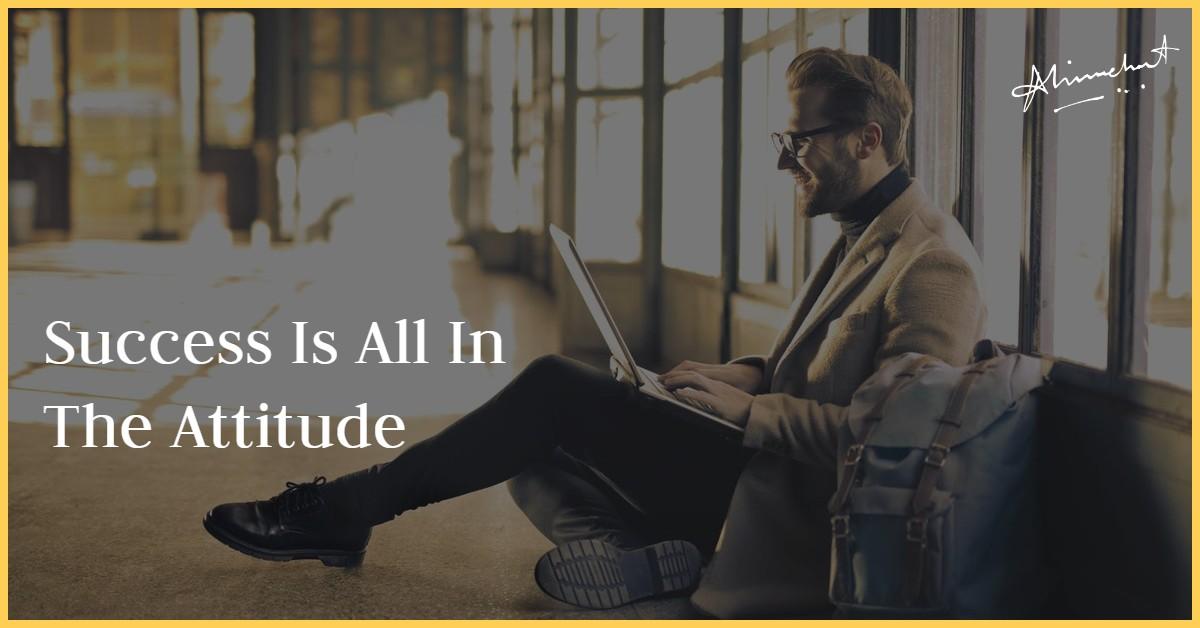 success in attitude