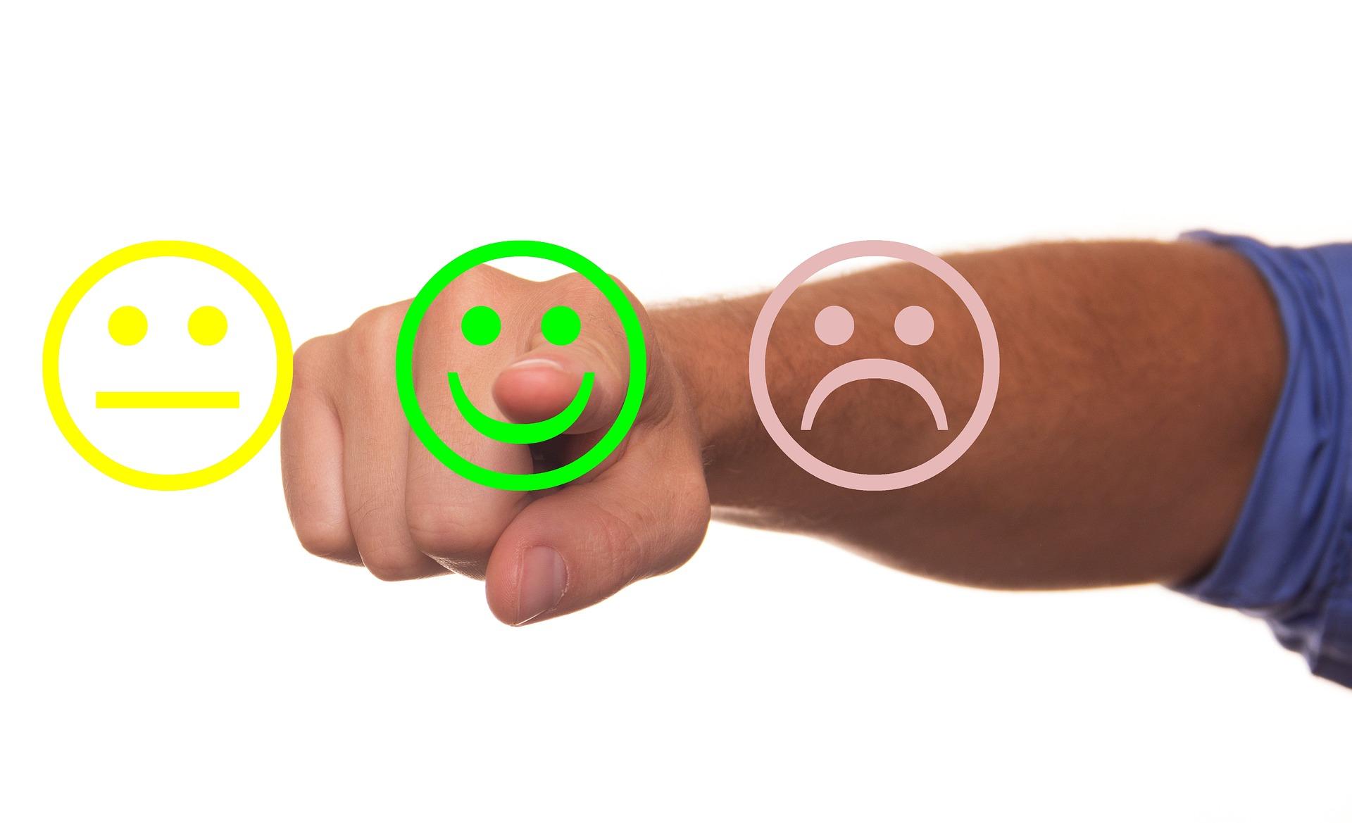 Work Towards Positive Customer Feedback