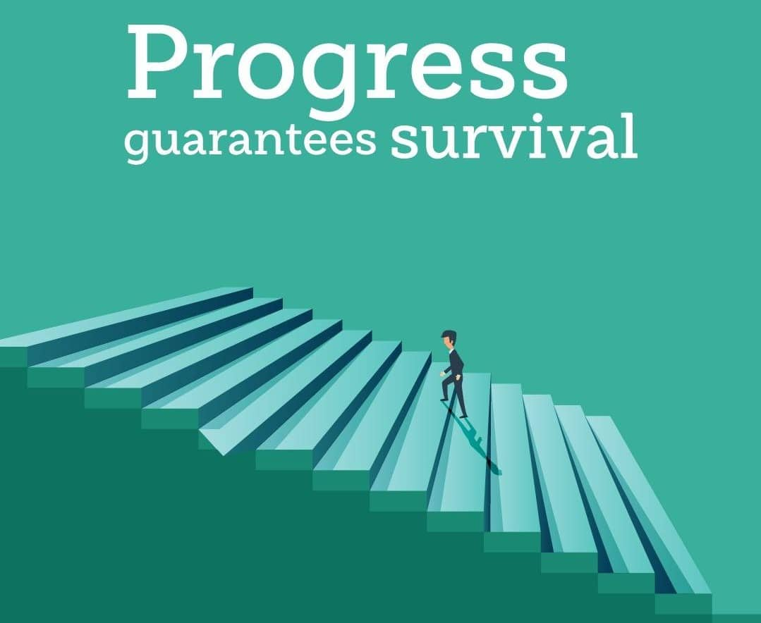 Progress survival