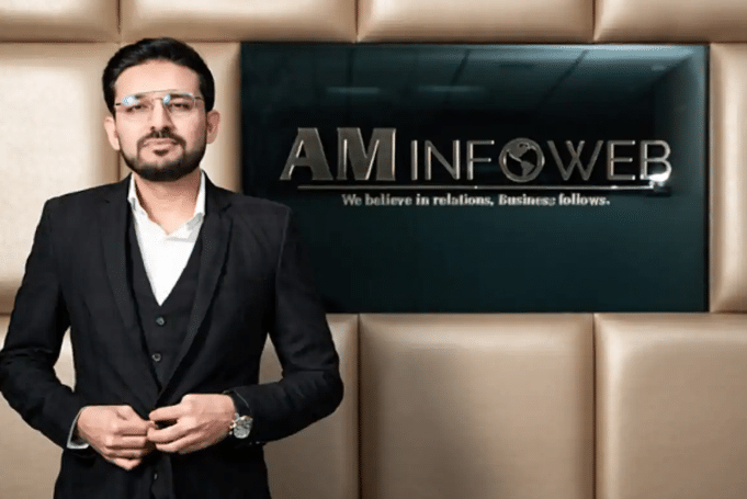 People Should Move Out of Inertia, Says AM Infoweb Founder Ali Merchant