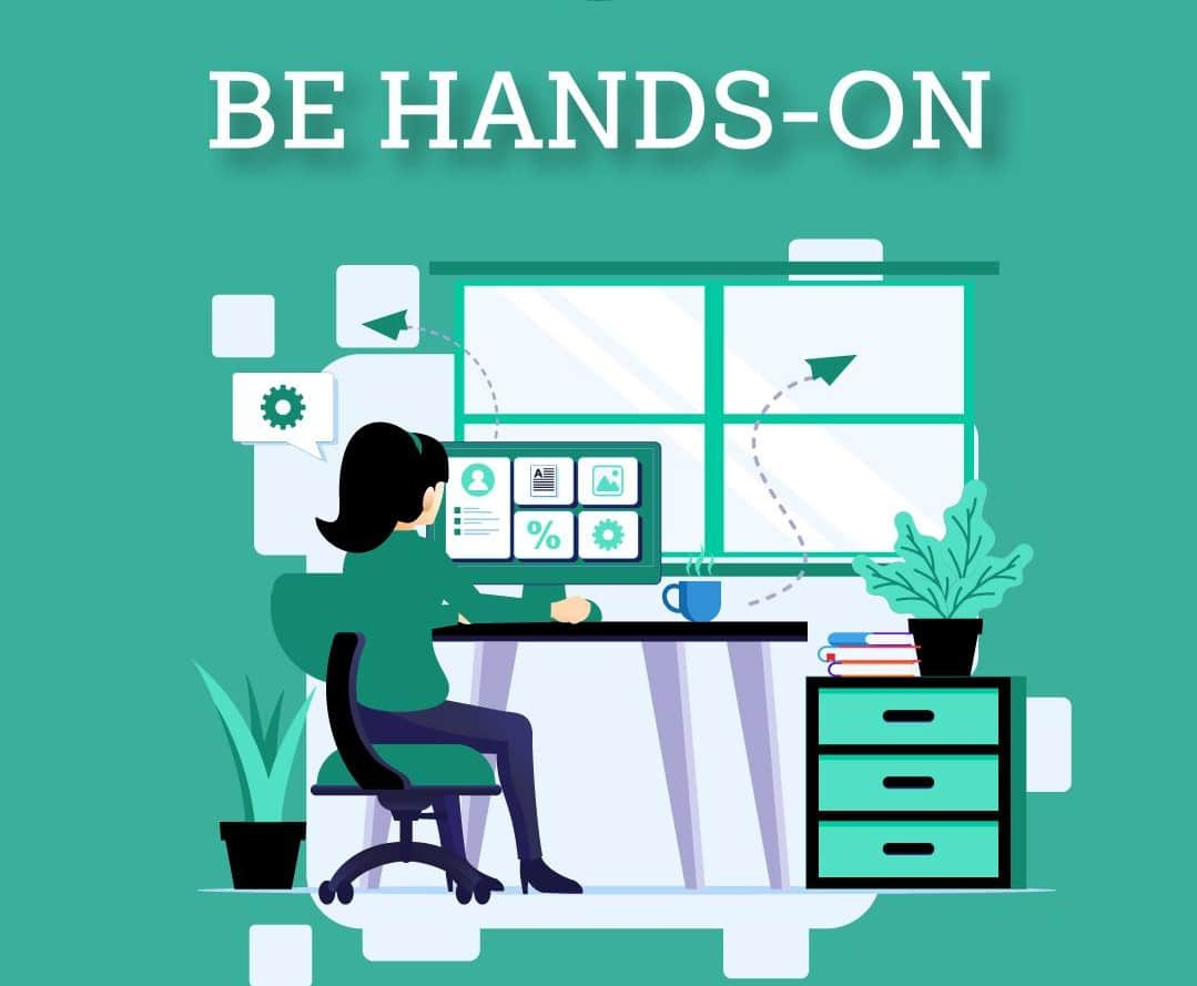 Be Hands-on
