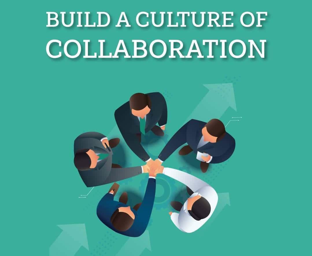 Build a culture of collaboration