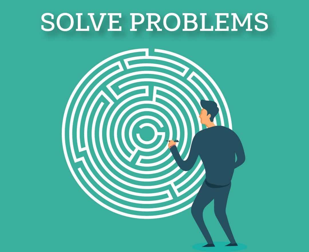 solve problems